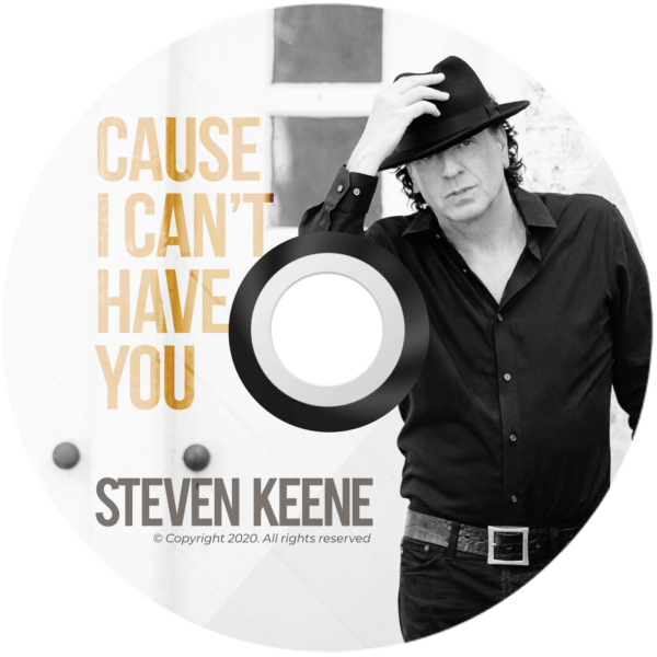 Cause I Can't Have You: Album Disc