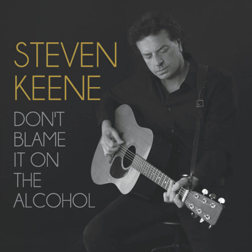 Don't Blame It On The Alcohol - Cover