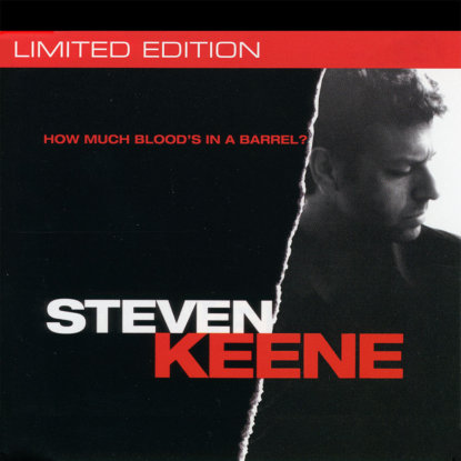 How Much Bloods In a Barrel EP Cover: Steven Keene