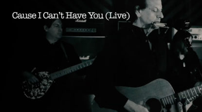 Cause I Can't Have You LIVE