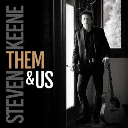 ALBUM-Them & Us: Cover