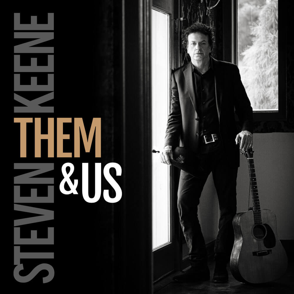 ALBUM-Them & Us: Cover