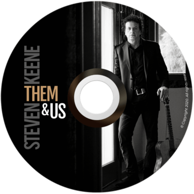 Them & Us: Album Disc
