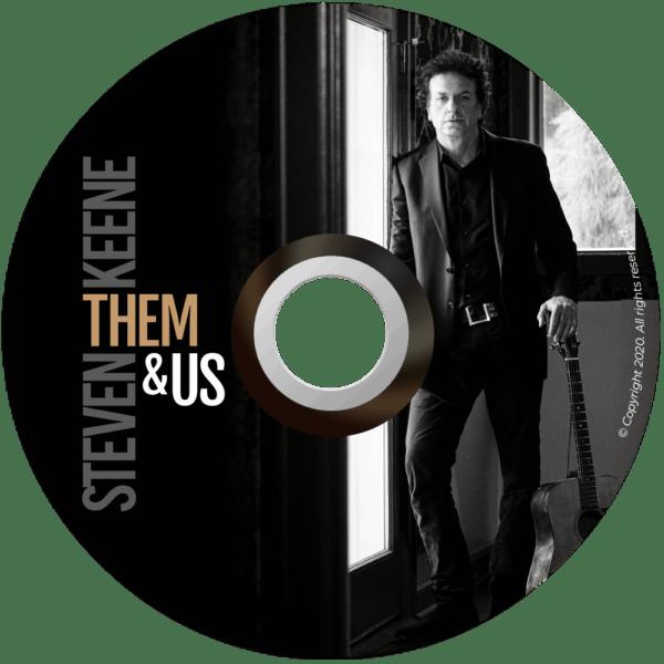Them & Us: Album Disc