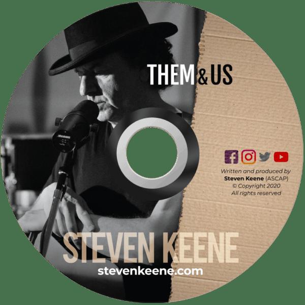Them & Us Disc: Steven Keene