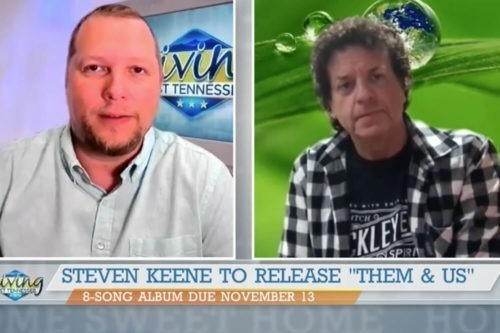 WATV: Music Makers, Living East Tennessee interview with Steven Keene